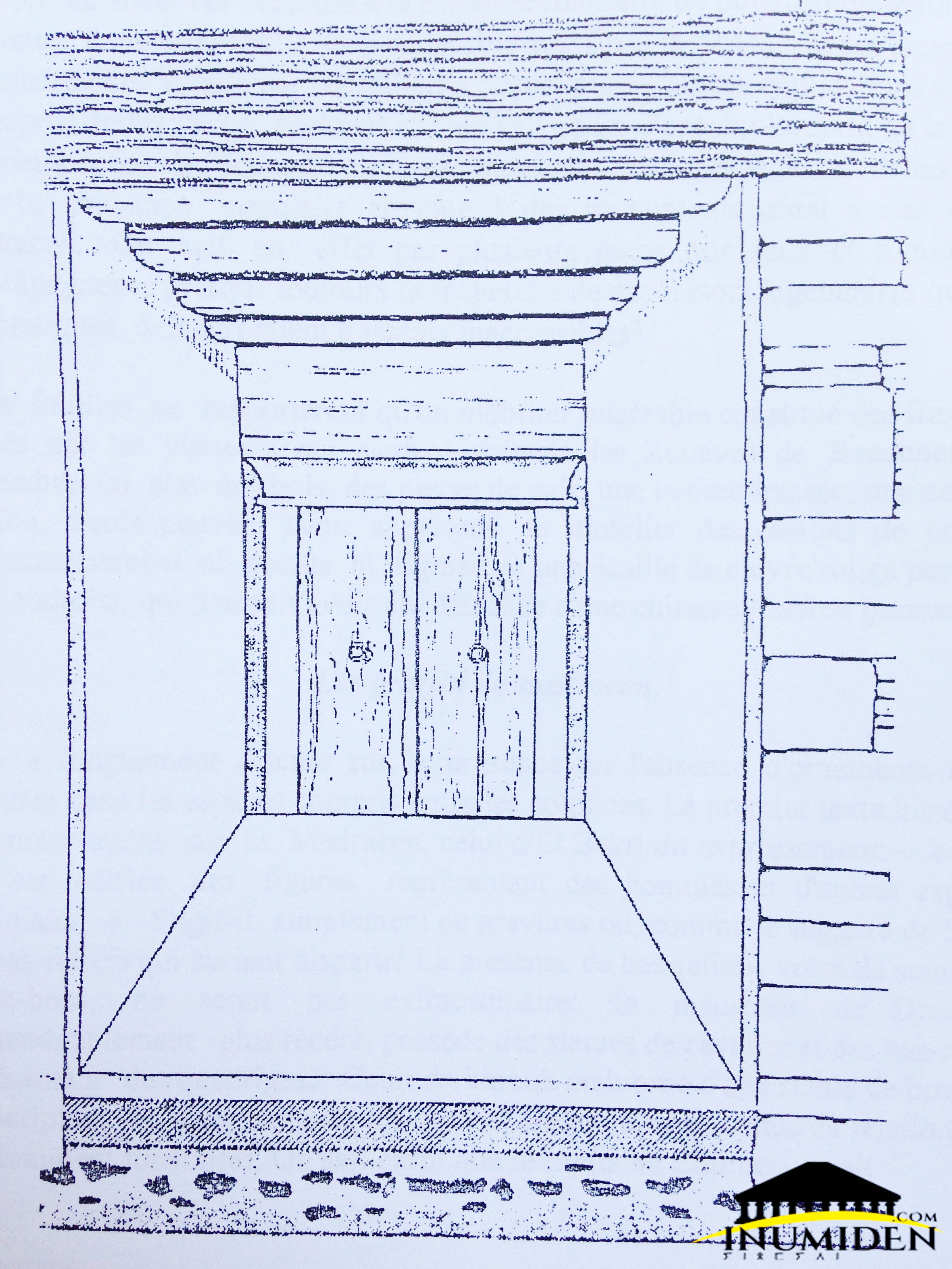 Imedghacen Symbole De L 39 Architecture Numide Inumiden